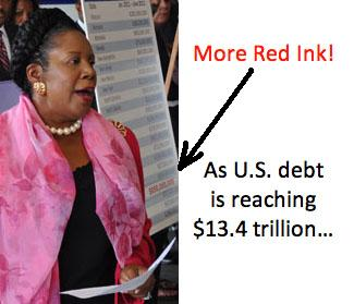 Cash For Clunkers >> Sheila Jackson Lee… You are No Barbara Jordan | TexasGOPVote