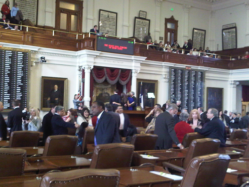 This Page Contains Information About Texas House Of Representatives.