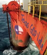 US energy and economy Texas GOP Vote