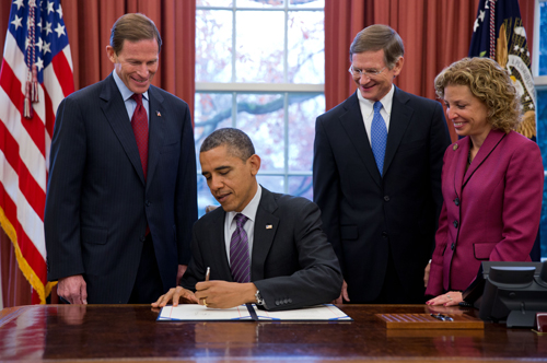 Child Protection Act of 2012 Signed by President Obama
