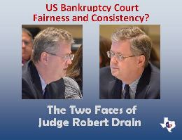 Bankruptcy Judge Robert Drain