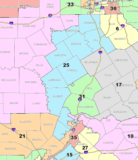 Texas Congressional District 25