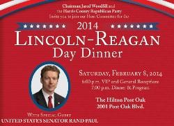 HCRP Lincoln Reagan Dinner