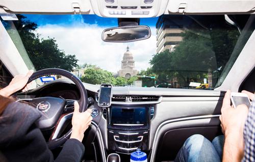 uber in Austin, Texas