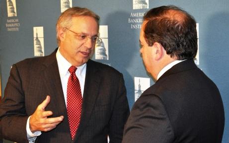 Bob Keach and Bob Price - ABI Commission - Tucson Arizona