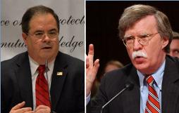 Ambassador John Bolton and TexasGOPVote's Bob Price - Exclusive Interview