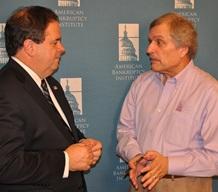 Bob Price and Sam Gerdano - American Bankruptcy Institute - Tucson Arizona