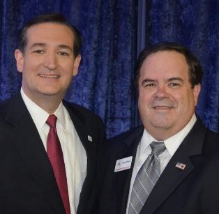 Ted Cruz and Bob Price