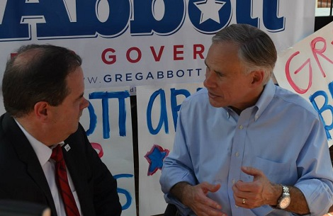 Bob Price Interview with Attorney General Greg Abbott