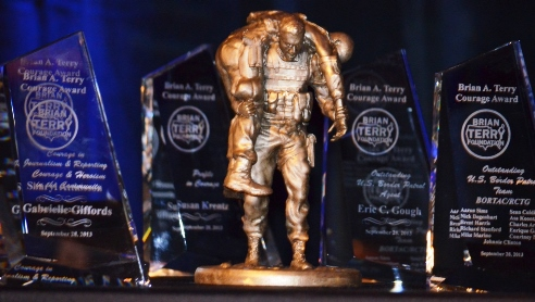 Brian Terry Courage Awards