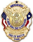 Brian Terry End of Watch Badge