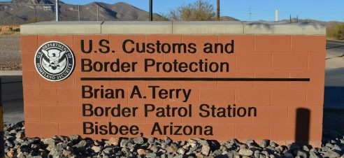 Brian Terry US Border Patrol Station - Bisbee Arizona