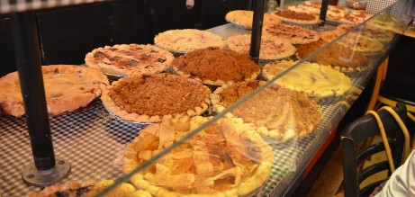Royer's Round Top Cafe - Pies Galore