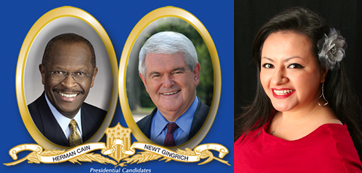 Cain-Gingrich-debate-the-woodlands-elizabeth-perez.jpg