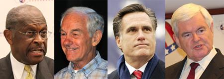Cain-Paul-Romney-Gingrich-Iowa-poll.jpg
