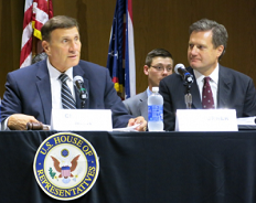 Chairman John Mica and Congressman Mike Turner