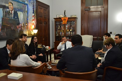 Ted Cruz meets with families of Citgo 6