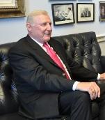 US Rep Dan Burton