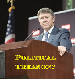 Ed Emmett - Political Treason?