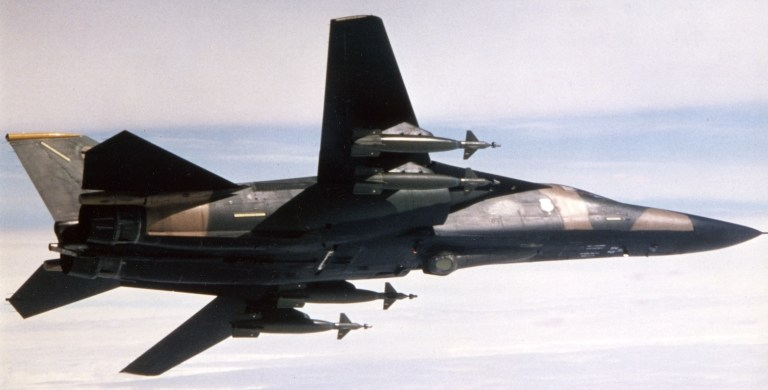 F-111F US Air Force Photo