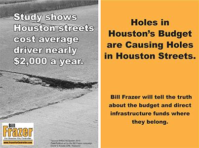 Bill Frazer for City Controller