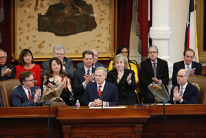 Greg Abbott State of the State