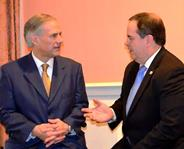 Greg Abbott talks with Bob Price about Education Goals