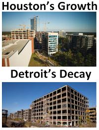 Houston vs Detroit