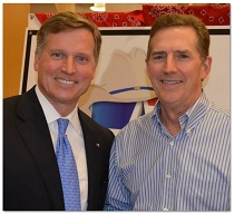 Barry Smitherman with Jim DeMint