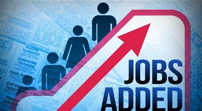jobs added