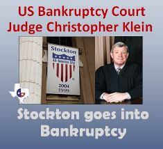 Judge Christopher Klein - Stockton Bankruptcy