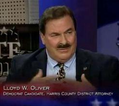 Lloyd Oliver on Domestic Violence