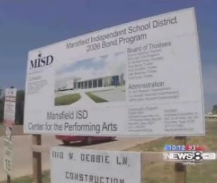 Linden Steel cheated on Mansfield ISD Project