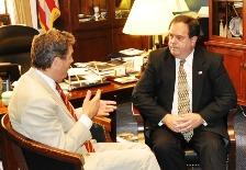 Bob Price of TexasGOPVote.com and Congressman Mike Turner Discuss Delphi