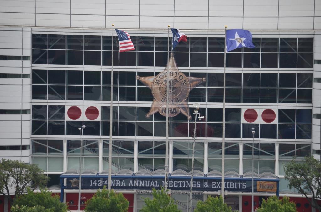 Houston NRA - George R Brown