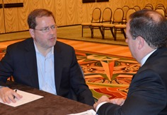 Grover Norquist at NRA Annual Board Meeting Houston Texas