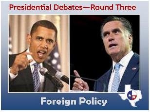 Presidential Debate - Round 3