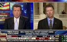 Rand Paul Changes Course on Drones