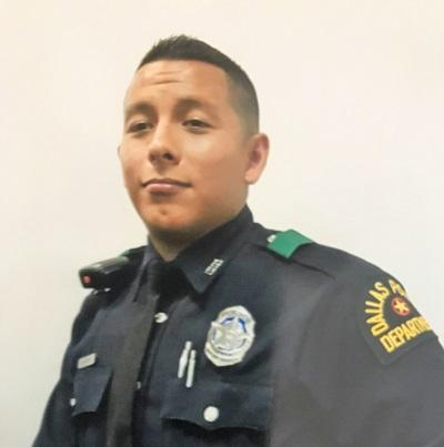 Honoring Dallas Police Department Officer Rogelio Santander