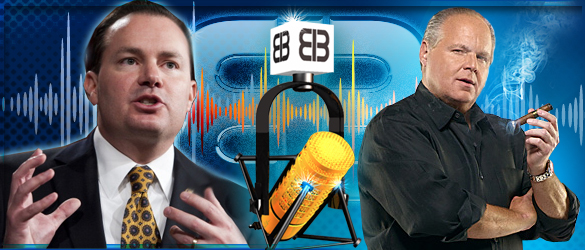 Rush Limbaugh and Mike Lee