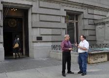 SDNY Bankruptcy Clerk Vito Genna and Bob Price