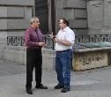SDNY Chief Clerk Vito Genna with Bob Price of TexasGOPVote, Sept 2012