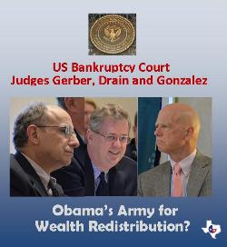 SDNY Judges Gerber, Drain and Gonzalez