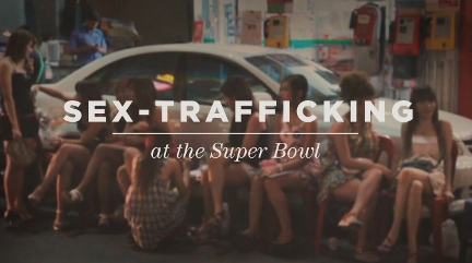 Sex Trafficking at the Super Bowl