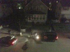 Boston Bomber Suspects in Shootout with Police