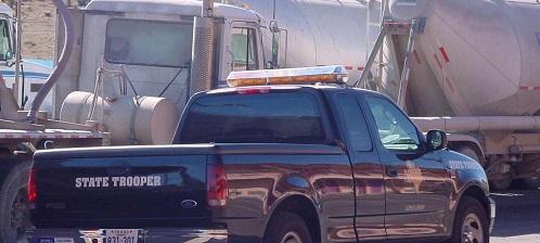 Increase Enforcement against habitual overweight truck violators