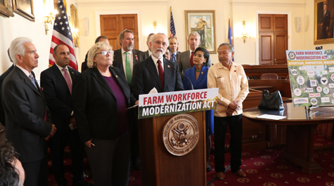 The Farm Workforce Modernization Act