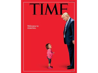 Time Cover Donald Trump
