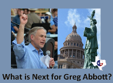 What is Next for Greg Abbott