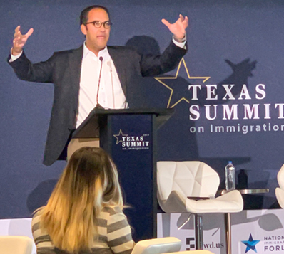 will hurd tx immigration summit